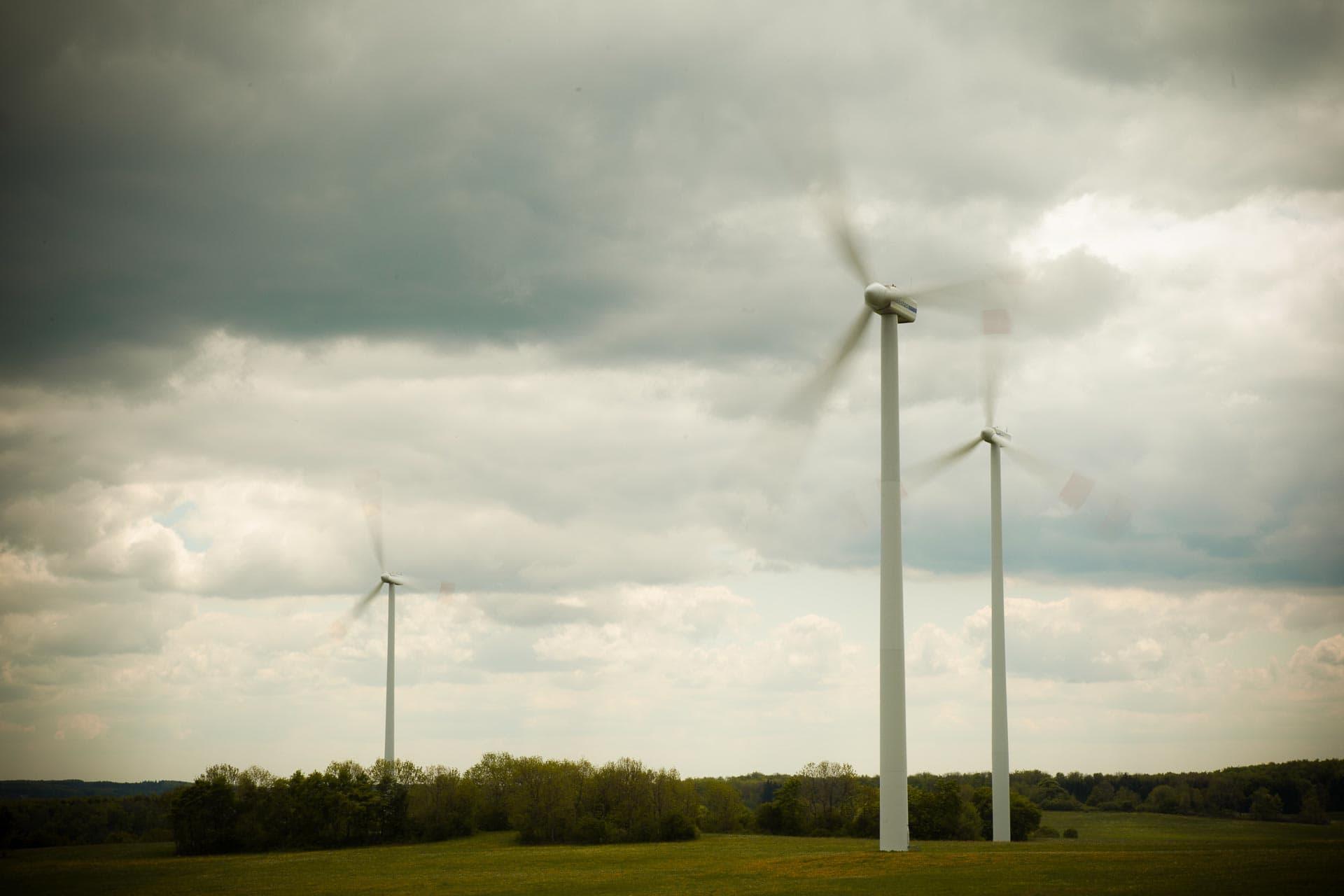 Dirk Wilhelmy: Geography of Wind I