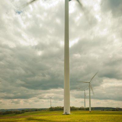 Dirk Wilhelmy: Geography of Wind I. Windkraft auf der Schwäbischern Alb
