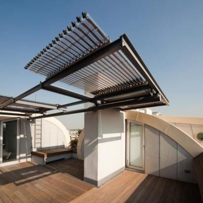 Architekturfotografie Wiener Loft