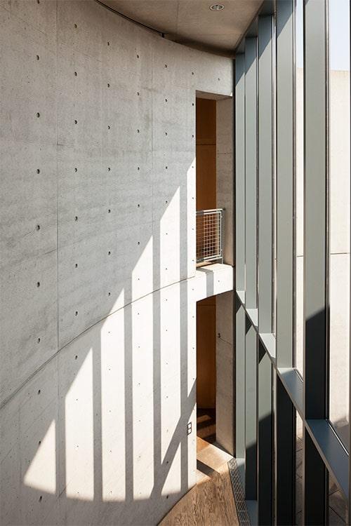 Architekturfotograf Dirk Wilhelmy aus Stuttgart: Tadao Ando - The Vitra Conference Pavilion