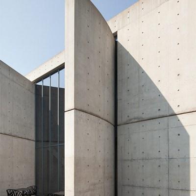 architectural photography. Architekturfotograf Dirk Wilhelmy aus Stuttgart: Tadao Ando - The Vitra Conference Pavilion