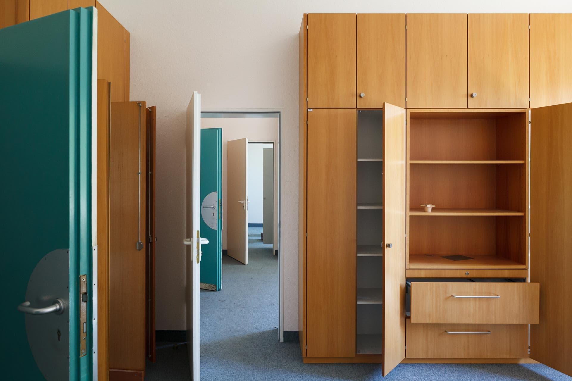 Verlassene Orte. Lost Places: Verlassene Klinik, Ulm