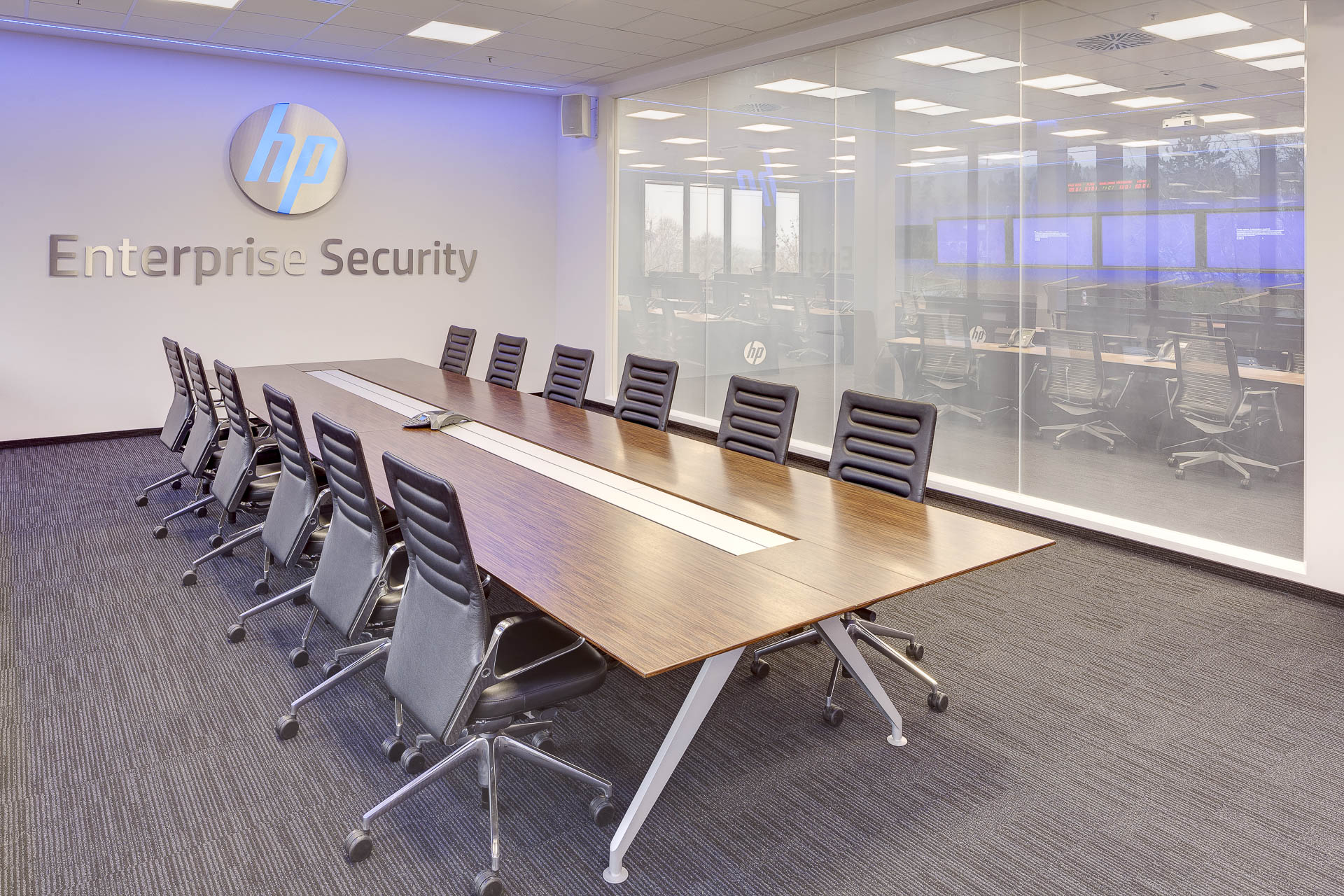 HP Enterprise Security Center