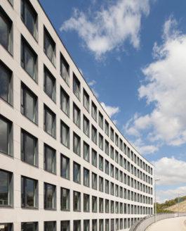 Bürogebäude-Fotografie Stuttgart