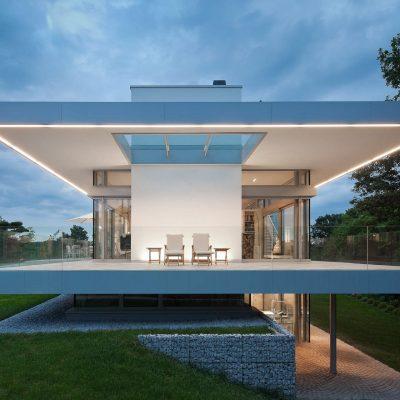 Privathaus-Fotografie