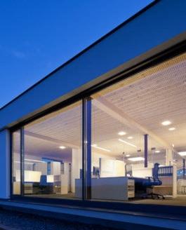 Architektenbüro – An Architect's Office
