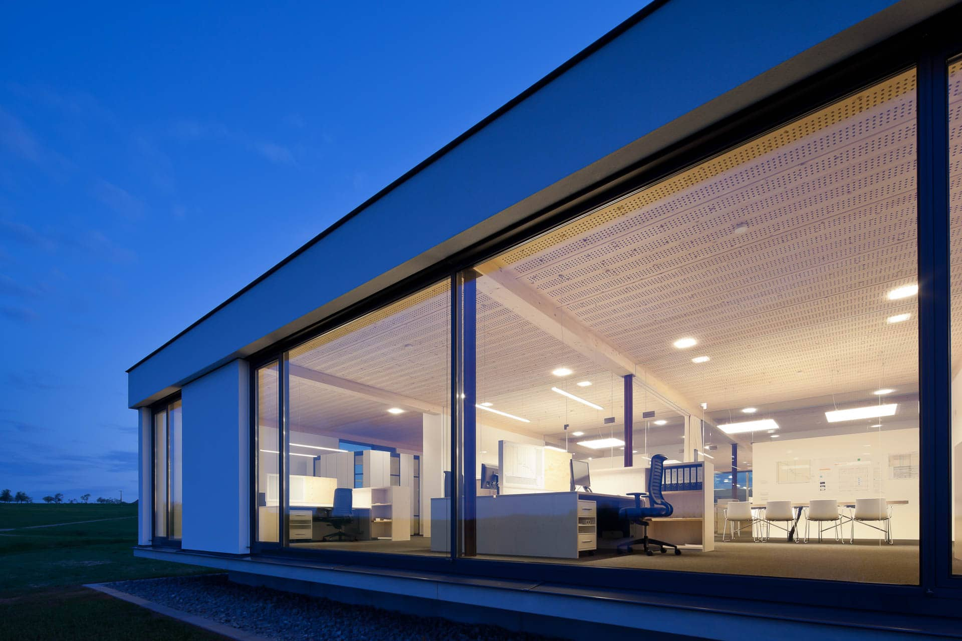 Fotografie Architekturbüro