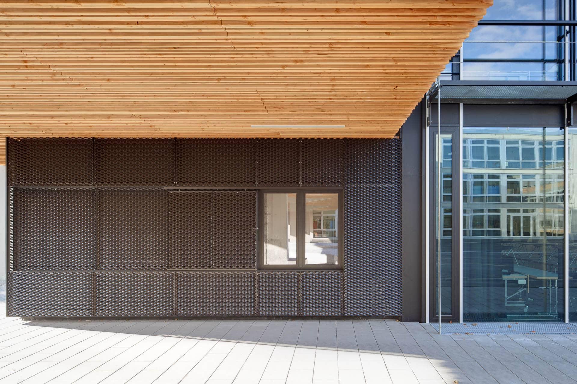 Schule Reutlingen, Schwille Architekten