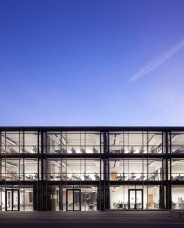 Schulbau-Architekturfotografie