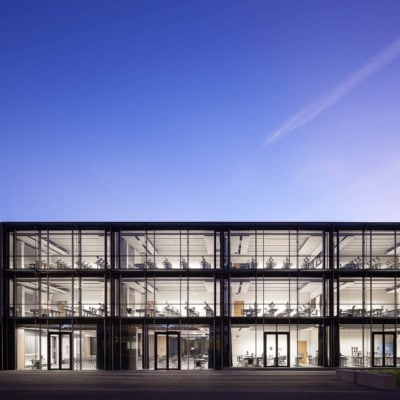 Schulbau-Architekturfotografie Theodor-Heuss-Schule Reutlingen 2