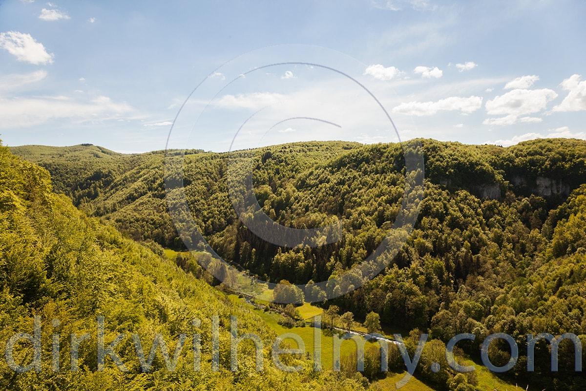 Landschaftsfotografie auf der Schwaebischen Alb.