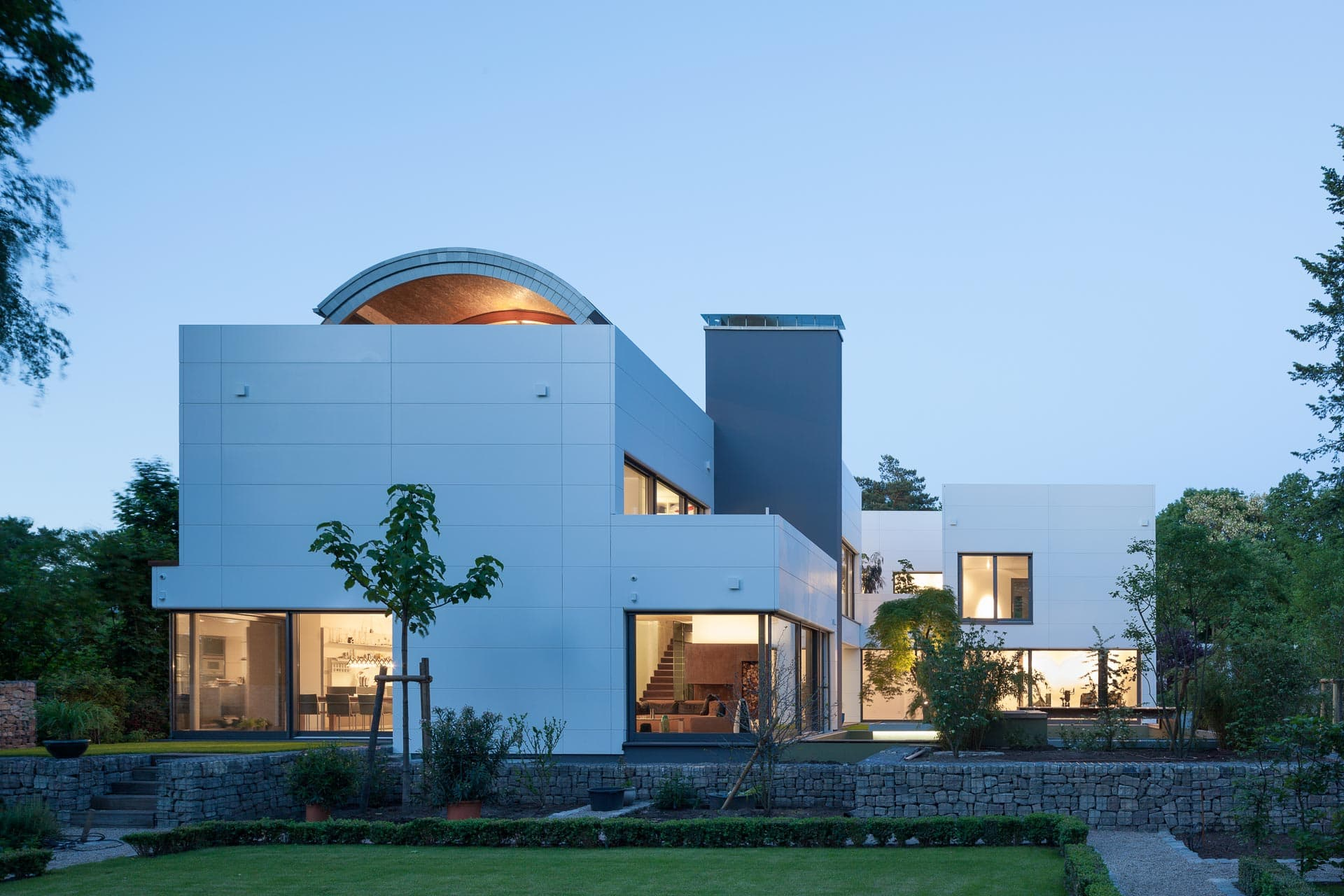 Blickfang Architektenhaus Kosten Ideen Von Villa Berlin, Volker Wiese