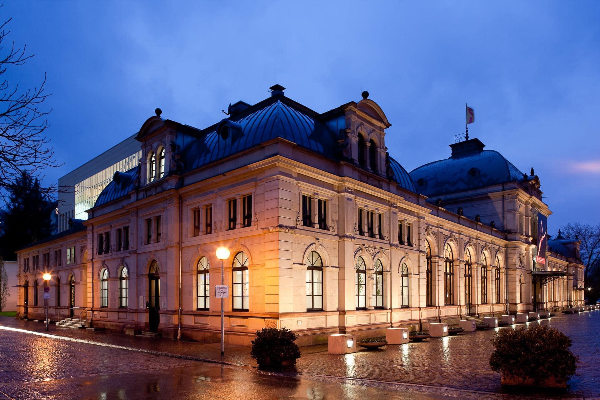Schauspielhaus Baden-Baden Alter Bahnhof