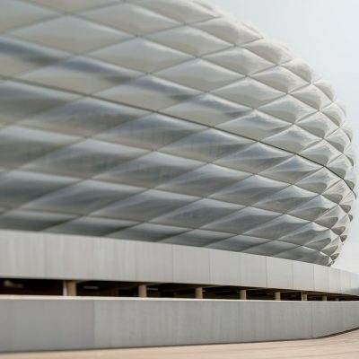 Stadionfotografie Allianz Arena Reloaded