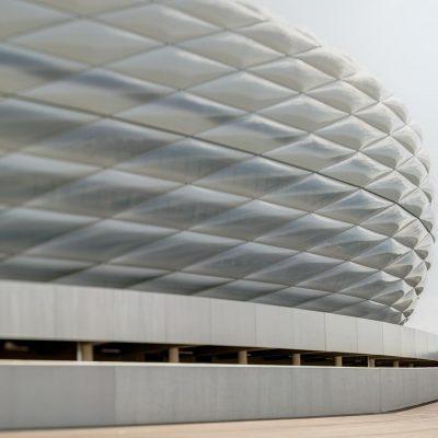 Stadionfotografie Allianz Arena Reloaded
