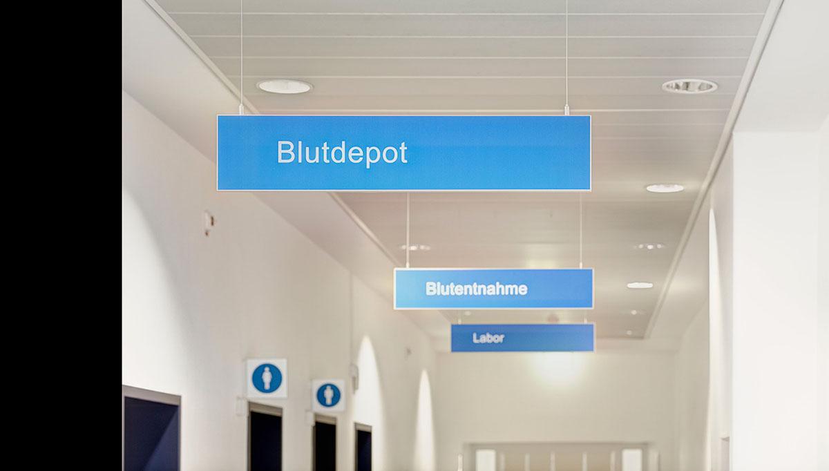 Klinikfotografie im Karl-Olga-Krankenhaus Stuttgart