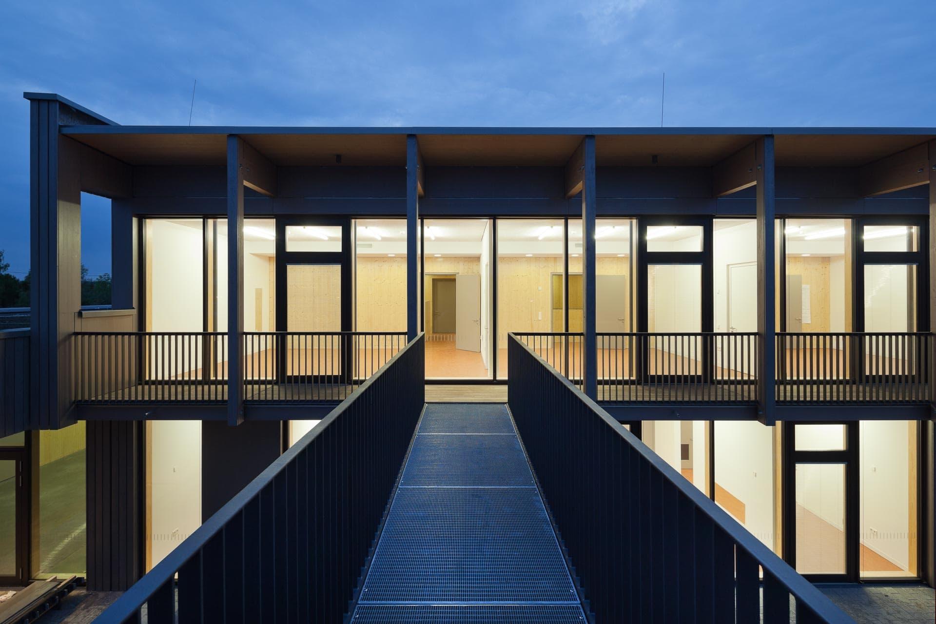 Kita Stuttgart-Heumaden, Schaugg Architekten