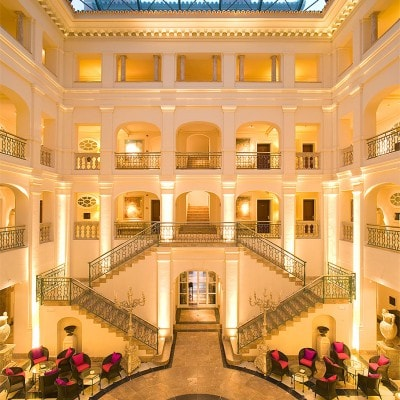Buchveröffentlichung Hotelfotografie: Aus der Buchveröffentlichungem Luxury Hotels - Golf Resorts