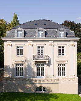 Architektur-Fotografie Privatbank Stuttgart