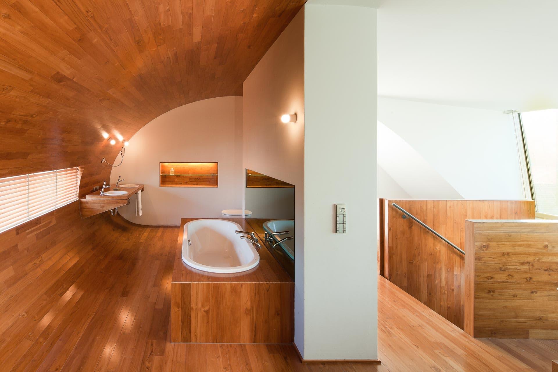 Loft in Wien, Architekturfotografie aus Stuttgart