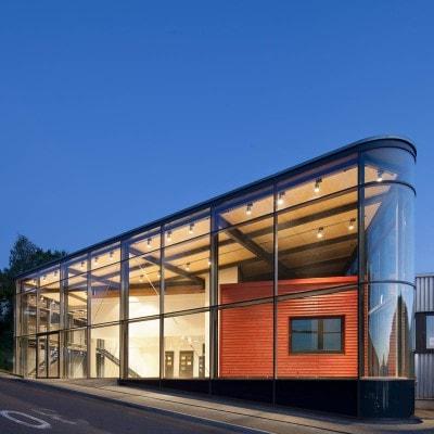 Dieterle Holzmarkt von Hauser Architekten