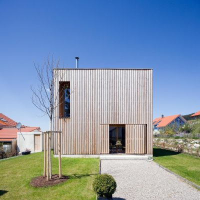 Architektur-Fotografie EFH Bayern