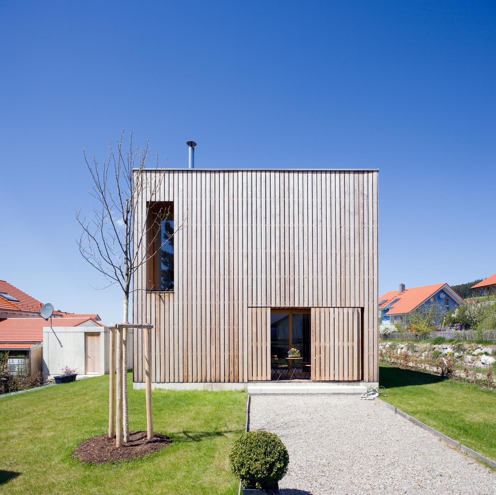 EFH Architekturfotografie Bayern.