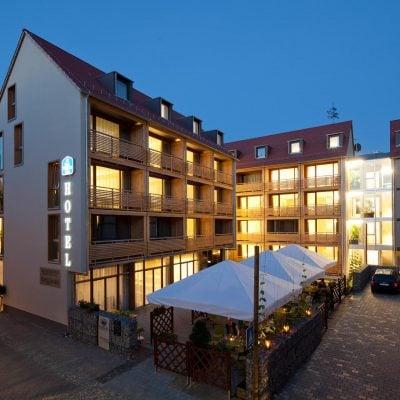 Hotel-Fotografie Hotel Schwanen