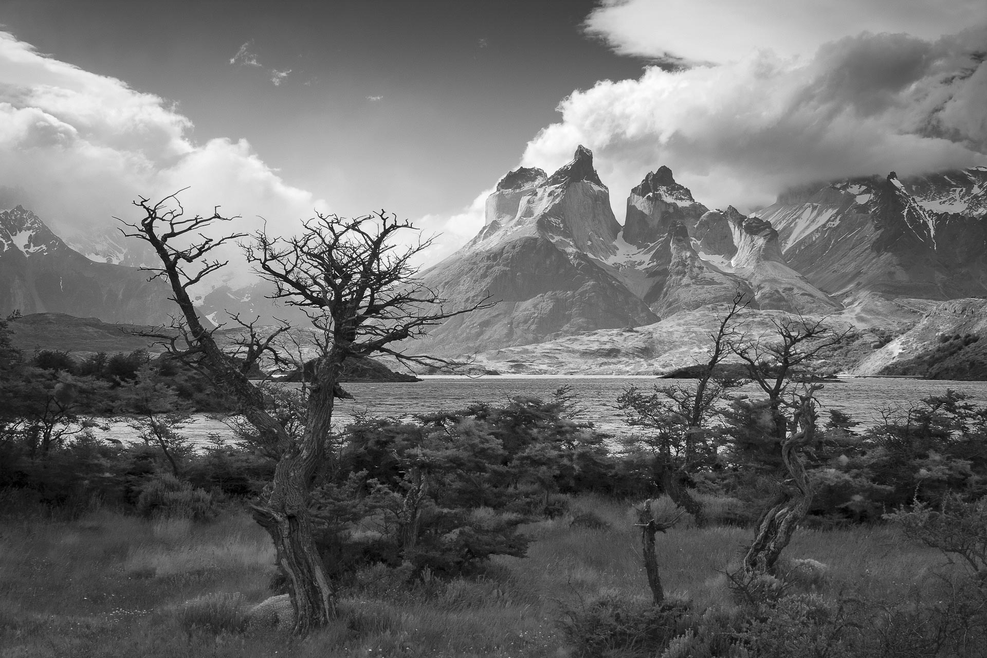 Patagonien: Los Cuernos