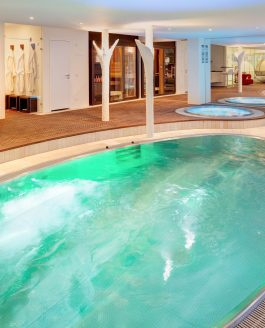 Innenarchitektur: Personal Training und Spa