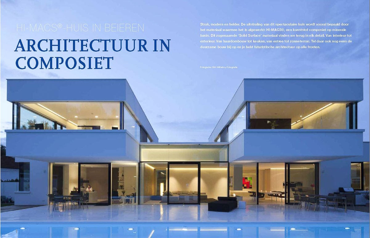 Netherlands - Bouwkavels Magazine - House in Germany