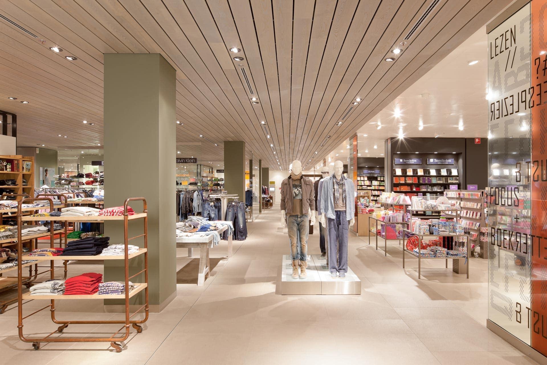Retail Photography De Bijenkorf Eindhoven