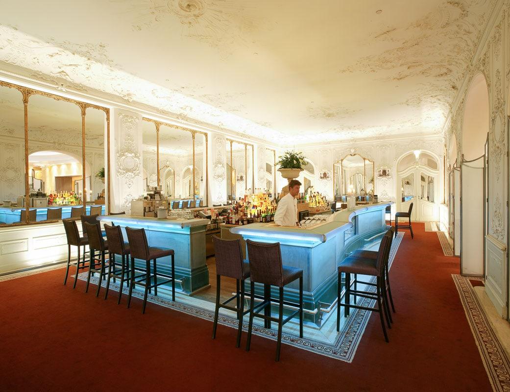 Hotelfotografie München: Bayerischer Hof, Falk's Bar