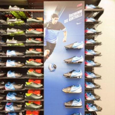 Nike POS Fotografie