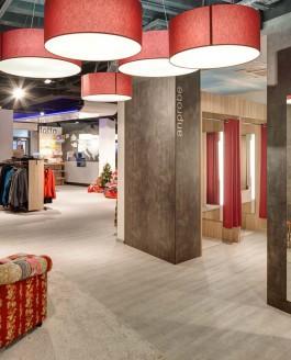 Shopkonzept-Fotografie Intersport Chiemsee