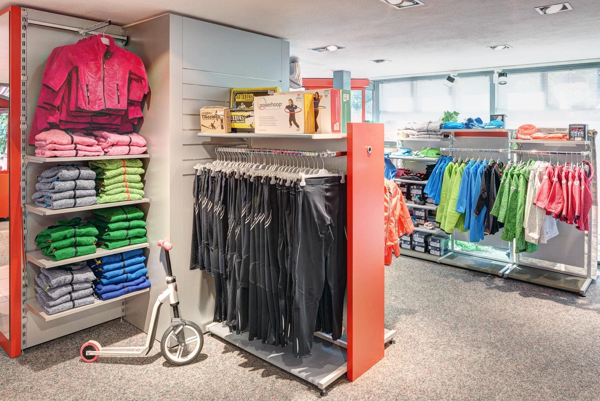 Retail-Fotografie auch in kleineren Geschäften