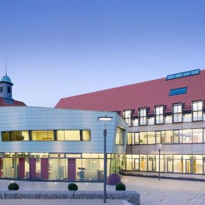 Architektur-Fotografie Rathaus Weilheim / Teck