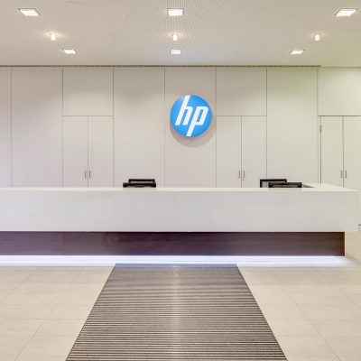 Unternehmensfotografie bei HP