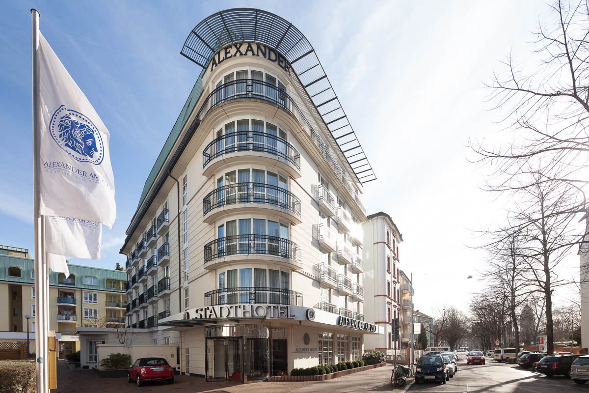 Hotel-Fotograf aus Stuttgart in Frankfurt/Main