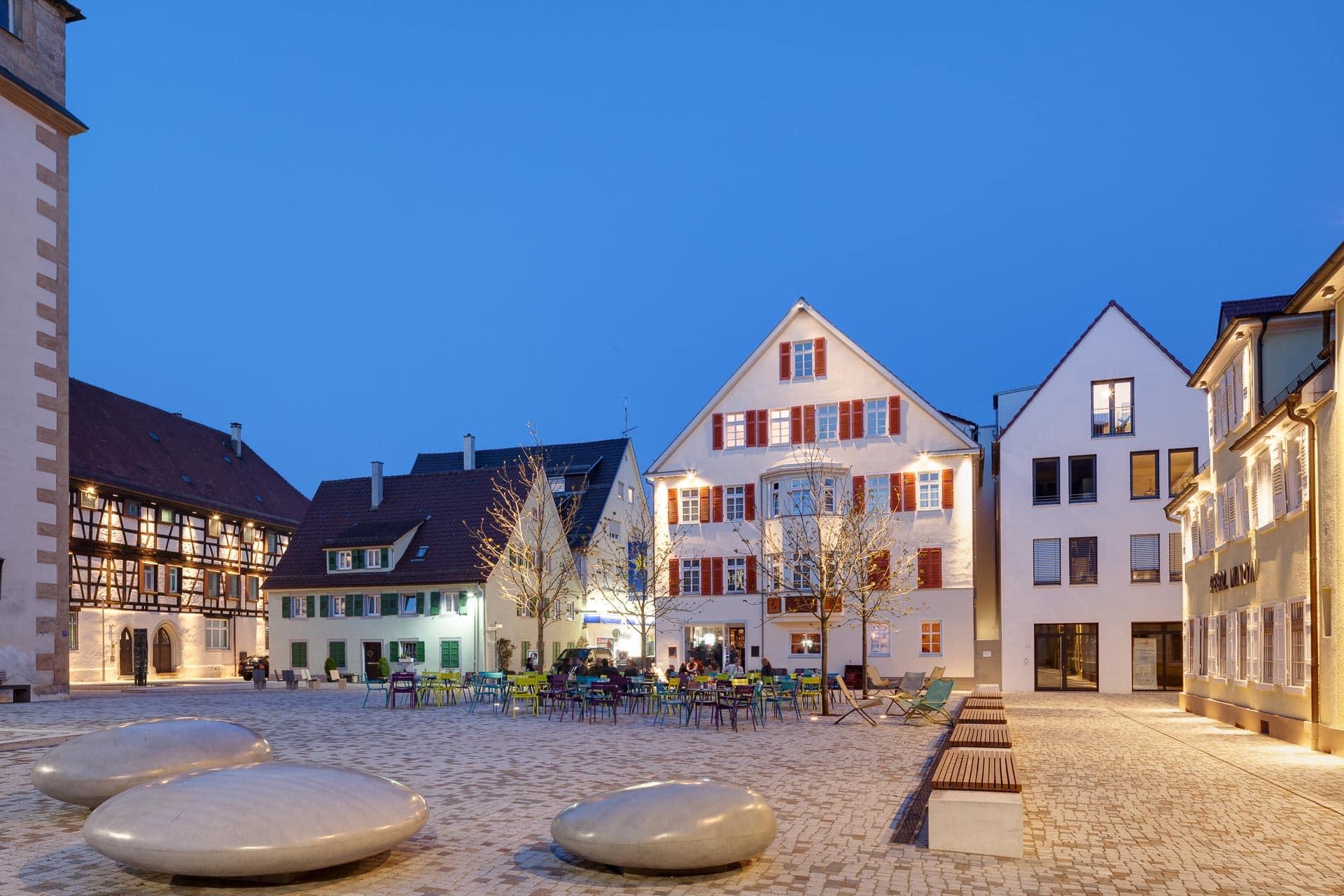 Schlossplatz Göppingen