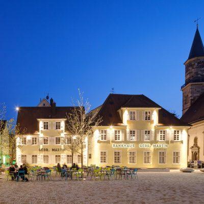 Göppinger Schlossplatz