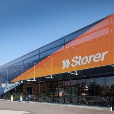 Ladenbau-Fotografie und Architekturfotografie außen: Retailfotografie Bayern
