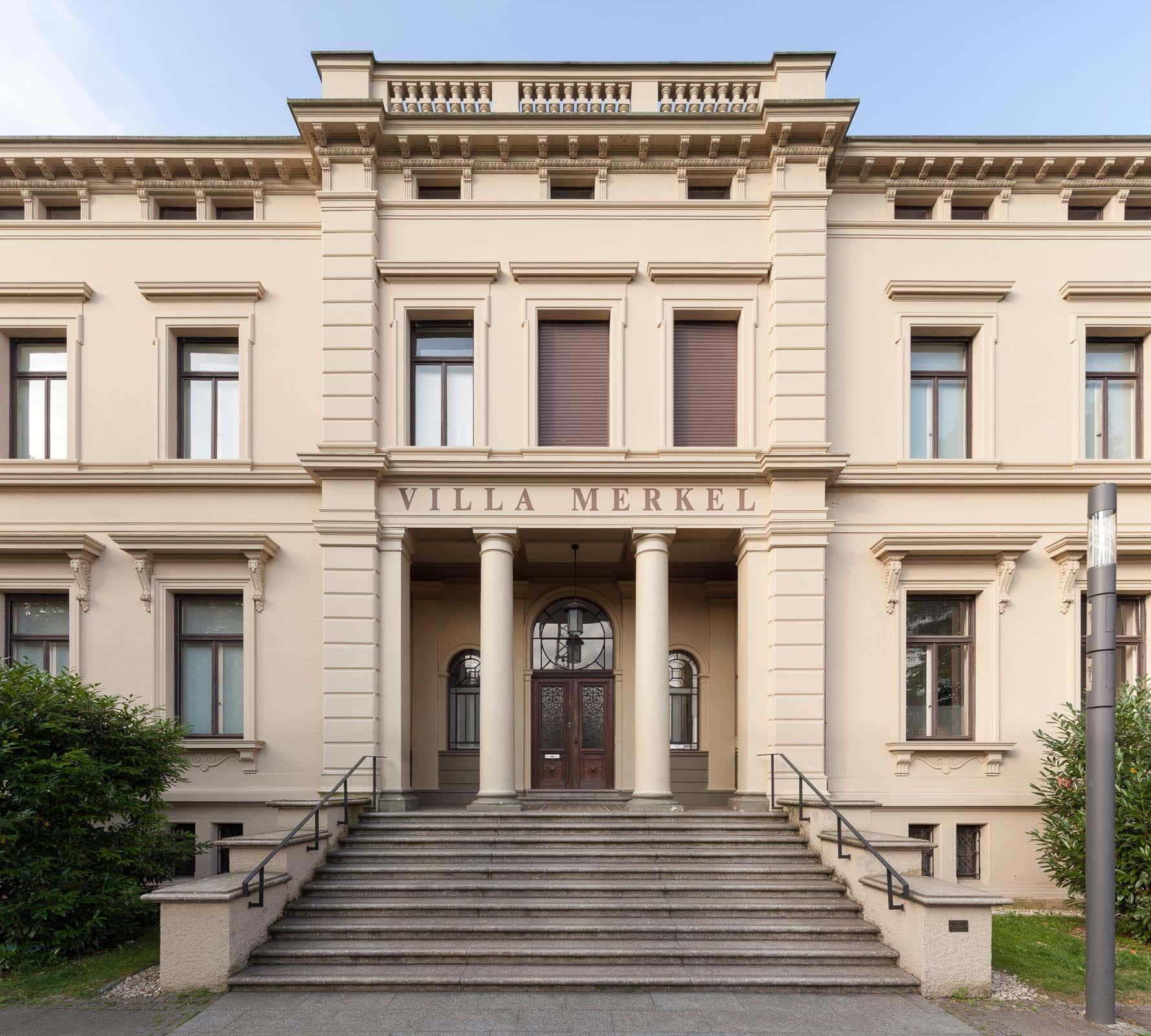 Villa Merkel Museums- u. Austellungsfotografie