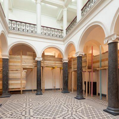 Ausstellungsfotografie Villa Merkel: Les Frères Chapuisat, Excrescence of Immortality
