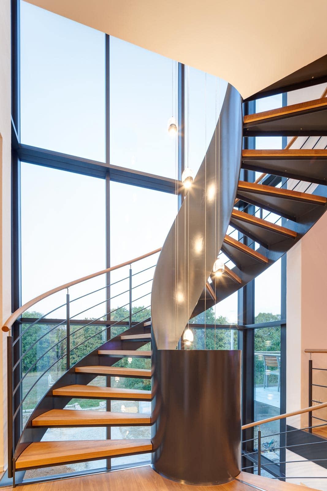 Architekturfotografie für Finstral AG