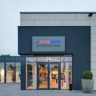 Retail Design, Intersport Geldern