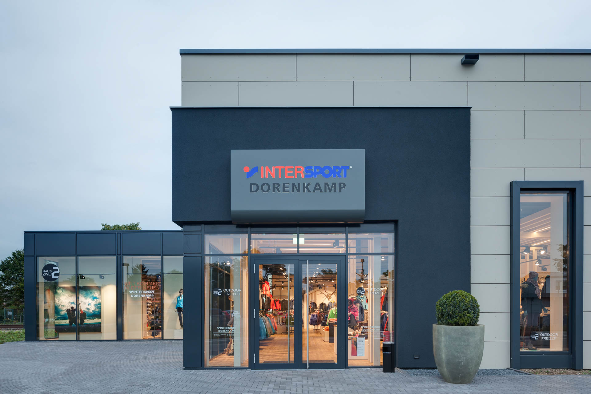 Intersport Dorenkamp, Geldern