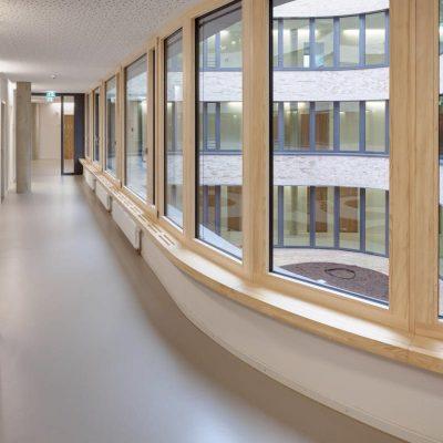 Klinikfotografie Zentrum für psychische Gesundheit Schwäbisch Hall