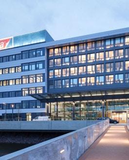 Industriegebäude: Tesa Hamburg