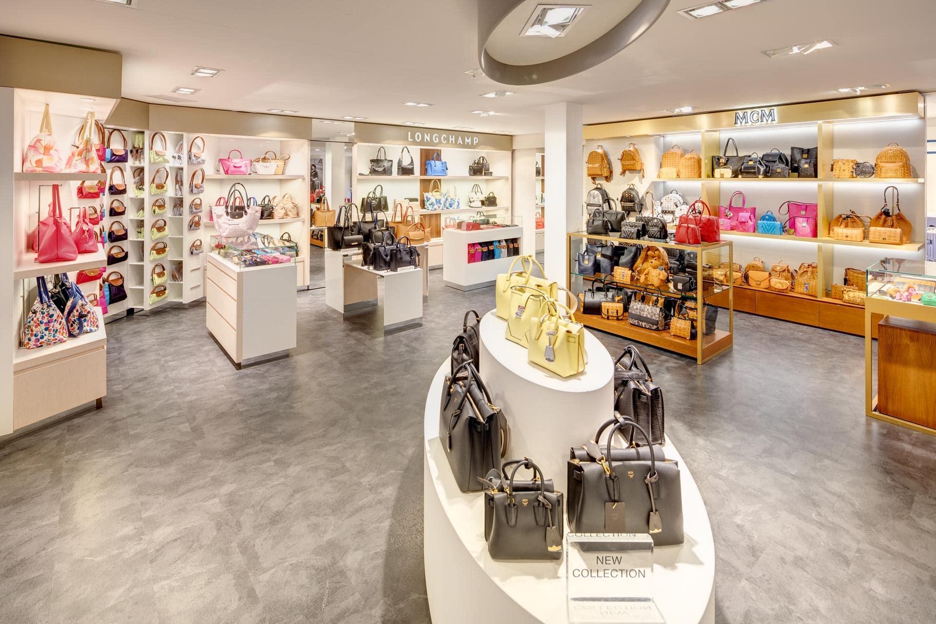 Shopdesign im Schwarzwald Drubba Shopping, Titisee/Neustadt